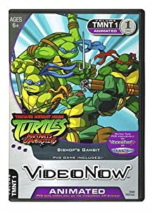 Videonow Personal Video Disc: Teenage Mutant Ninja Turtles -