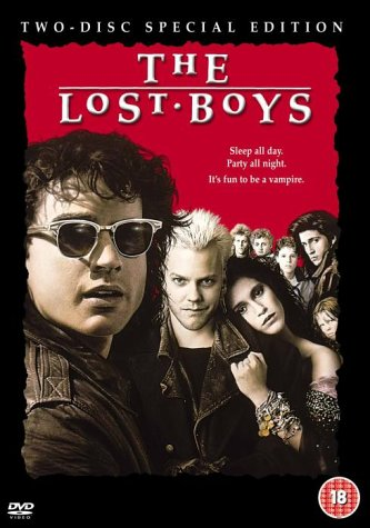 The Lost Boys (2 Disc Special Edition) [1987] [DVD]