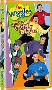 The Wiggles - Whoo Hoo Wiggly Gremlins Vhs from Lyons / Hit Ent.