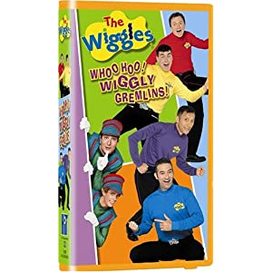 The Wiggles - Whoo Hoo Wiggly Gremlins movie