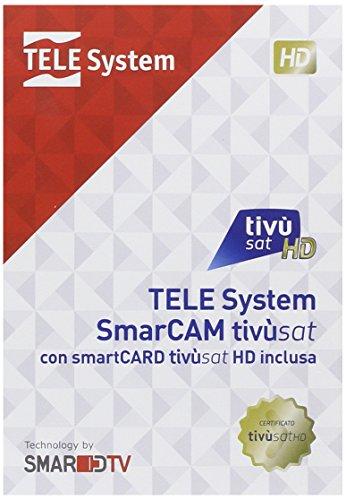 TELE System 58040110 SmarCAM TivùSat