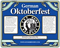 German Oktoberfest Home Beer Brewing Ingredient Kit by The Home Brewery