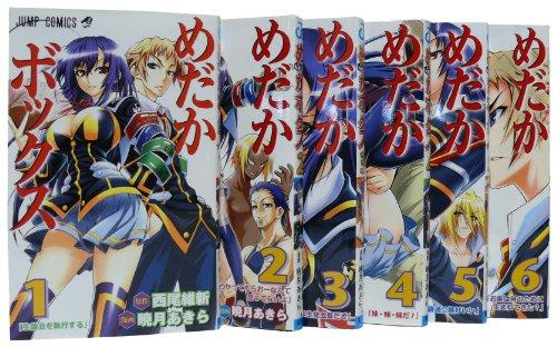 めだかボックス 1-6巻コミックセット (ジャンプコミックス)