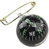 Allen Company Liquid Filled Pin-On-Ball Compass