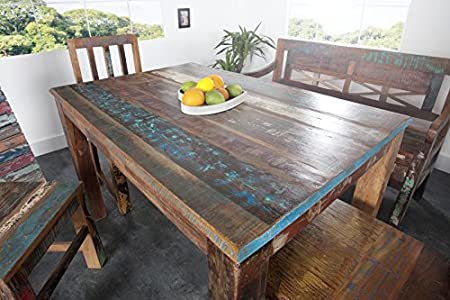 Recycled Wood Jakarta Dining Table 120cm
