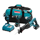 Makita LXT407 Combo Kit