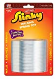 POOF-Slinky 101 Metal Original Slinky in Blister Card Packaging, Silver