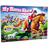 Ideal My Horse Show and Racing Board Game