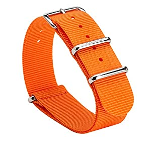 gemony NATO Strap PVD urhen Bander 20 mm 5 Colors avalaible Inter Chan Geble Watch banda por Gemony