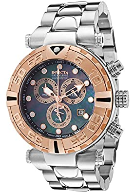 Invicta Men's 17689 Subaqua Analog Display Swiss Quartz Silver Watch