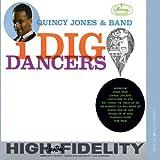 echange, troc Quincy Jones - I Dig Dancers