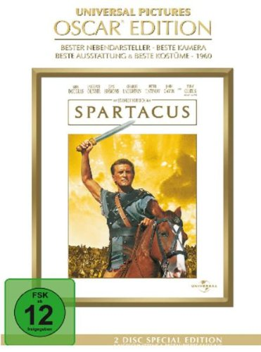 Spartacus (Oscar-Edition) [Special Edition] [2 DVDs]