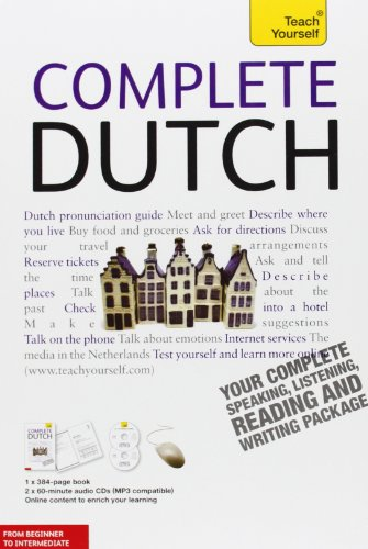 Complete Dutch with Two Audio CDs: A Teach Yourself Guide (TY: Language Guides) PDF
