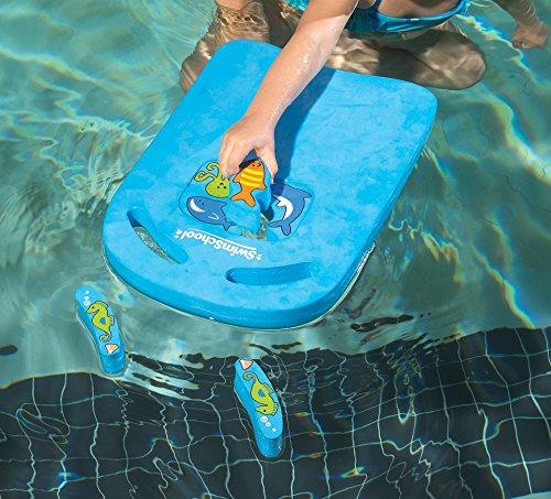 Foam puzzle kickboard home garden pool spa pool spa for Garden pool crossword
