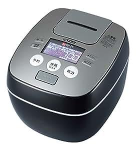 タイガー 炊飯器 圧力IH 「炊きたて」 5.5合 ラスターブラック JPB-G100-KL