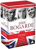 Great British Actors: Dirk Bogarde Box Set Vol II [DVD]