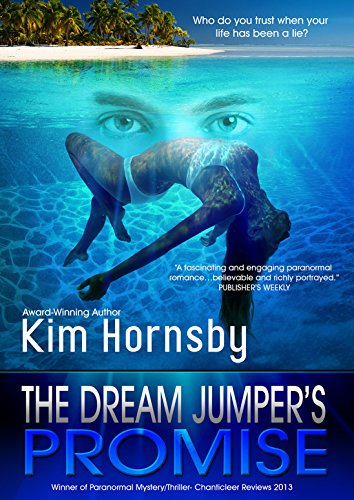 The Dream Jumper's Promise: (A Suspense Thriller) (Dream Jumper Series Book 1)