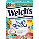 Welch's, Island Fruits, Fruit Snacks, 22 Count, 19.8oz Box (Pack of 2) (Tamaño: 19.8oz Box)