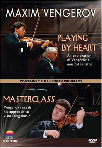 Maxim Vengerov: Playing By Heart & Masterclass [DVD] [Region 1] [US Import] [NTSC]