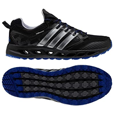 Adidas Clima Tempest M G56917 Black/Blue/Silver ClimaWarm Men's Running Shoes (Size 14)
