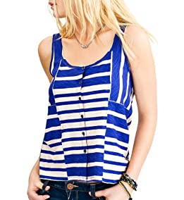 Heidi Striped Tank Top