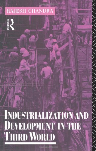 Industrialization And Development In The Third World (Routledge Introductions To Development) front-761905