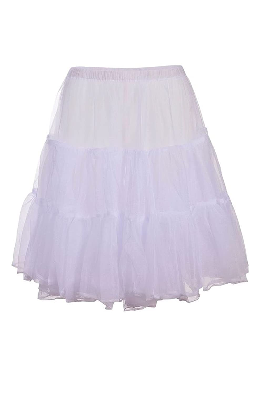 Damen Petticoat in weiß online bestellen