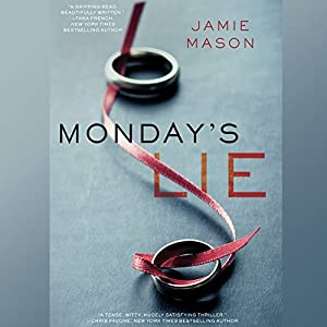 Monday's Lie Audiobook