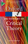 A Dictionary of Critical Theory (Oxfo...