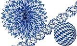 dekoration blau weiss bayern. Black Bedroom Furniture Sets. Home Design Ideas