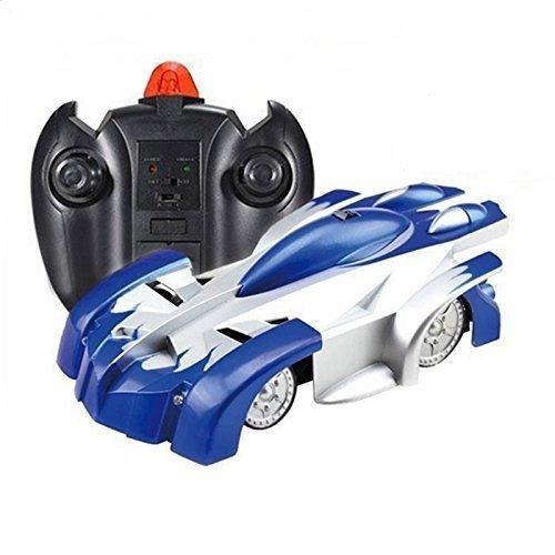 wayinr-plafond-mur-descalade-telecommande-voiture-deux-toy-mode-bleu