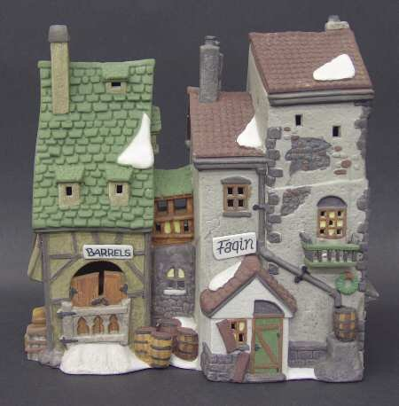 Best Value Department 56 Dickens Village With Box