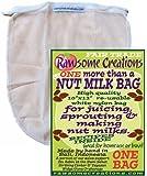 Rawsome Creations More than a Nut Milk Bag