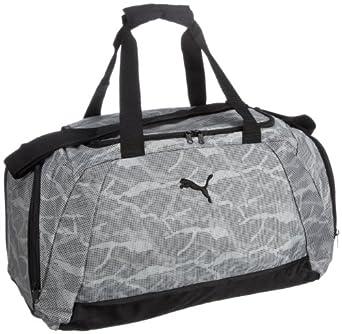 Puma Apex 2 Ways Duffle Gym Travel Bag - Grey