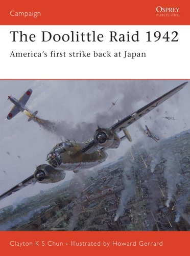 The Doolittle Raid 1942: America