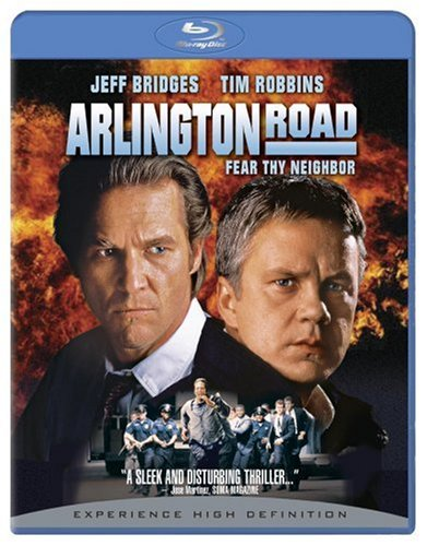 Cover art for  Arlington Road [Blu-ray]