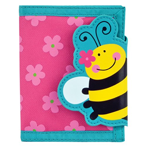 Stephen Joseph Bee Theme Wallet - 1