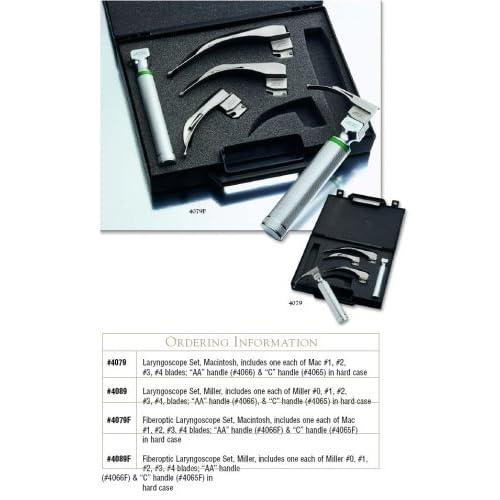 Laryngoscope Set Adc Adc Laryngoscope Set Macintosh