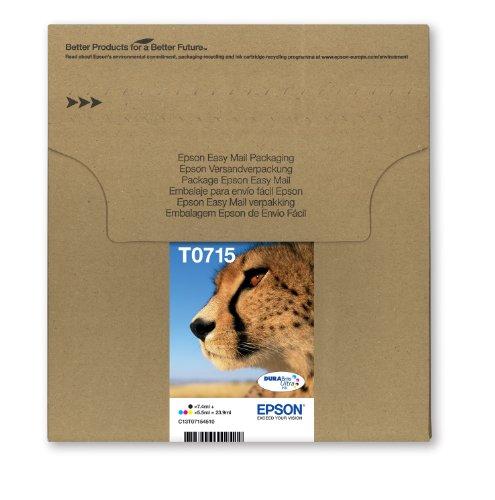 Epson - Multipack (t071)4c easymail pack