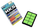 HKS スーパーハイブリッドフィルター アコード CF4, CF5 アコードワゴン CF6, CF7, CH9 70017-AH005 エアクリーナー