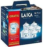 Laica, J996, 6 FILTRI CARAFFA.LAICA