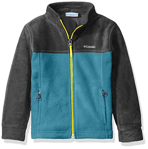 columbia-toddler-boys-steens-mt-ii-fleece-jacket-deep-marine-charcoal-heather-4t
