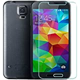 Atdoshop(TM) Tempered Glass Film Screen Protector for Samsung Galaxy S4 mini i9190