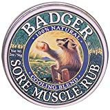 Badger Sore Muscle Rub Cooling Blend/2 oz.