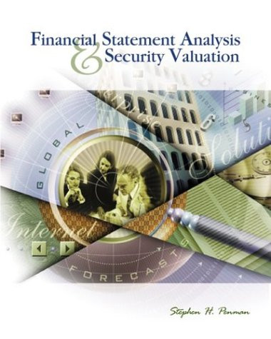 Financial Statement Analysis & Security Valuation w/ S&P package