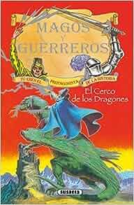 El cerco de los dragones: Susaeta Ediciones: 9788430526062: Amazon.com