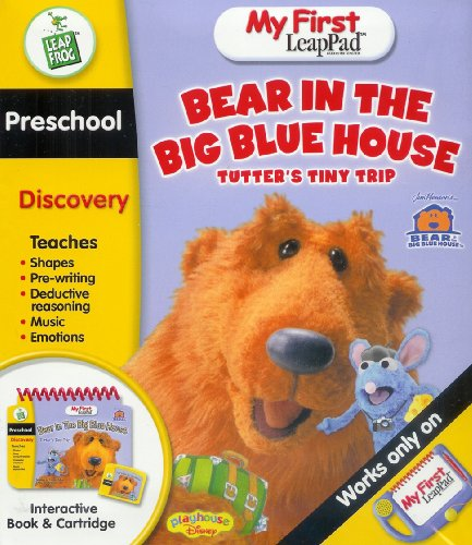 BEAR IN THE BIG BLUE HOUSE PRE K - 1