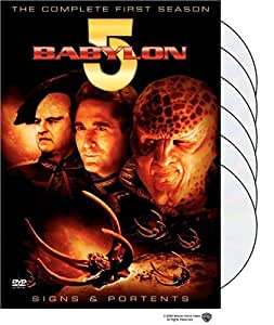 Babylon 5: Season 1 (6 Discs)