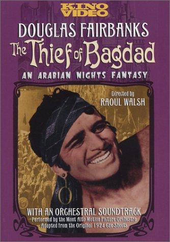 Thief of Baghdad [1925] (REGION 1) (NTSC) [DVD] [US Import]
