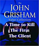 img - for John Grisham Value Collection: A Time to Kill, The Firm, The Client book / textbook / text book